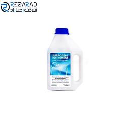 محلول سارفوسپت 1 لیتری مخصوص ابزار-رضاراد