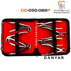 ست فورسپس اطفال 7 عددی _Dental Device